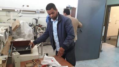 Photo of انتهاء أعمال الصيانة لأبرز أقسام مركز سبها الطبي