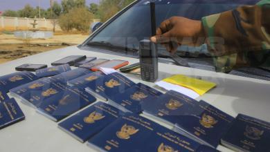 Photo of ضبط 17 مهاجرا سودانيا في الواحات (صور)