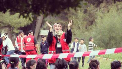 "Photo of الهلال الأحمر ""تحتفي"" بالمتطوعين الجدد"""