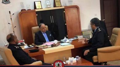Photo of بوشناف يوجّه لدعم مديريتي أمن أوباري والبوانيس