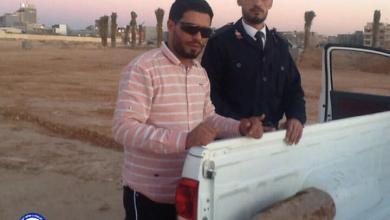صورة هيئة السلامة تتمكن من إزالة قذيفتين وصاروخ في تاجوراء