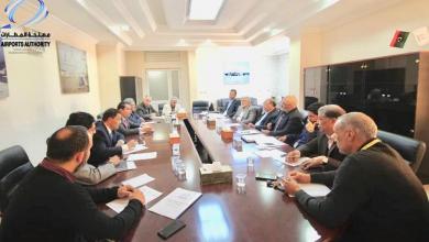 """Photo of """"المصلحة"""" تُتابع اتفاقيات الاستثمار في المطارات"""