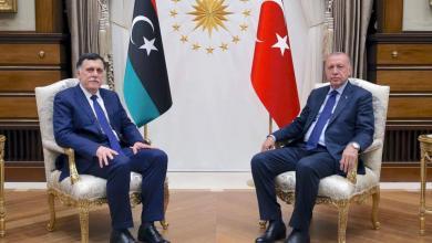 السراج في أنقرة ومباحثات مع أردوغان