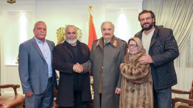 Photo of القيادة العامة تُفرج عن اللواء أحمد العريبي