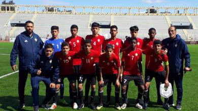 Photo of منتخب الناشئين يتعادل مع المغرب