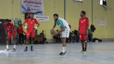 Photo of يد النصر تفوز على الأهلي بنغازي
