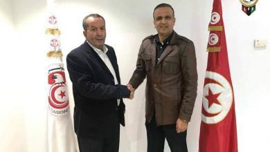 Photo of الشلماني يلتقي رئيس اتحاد الكرة التونسي