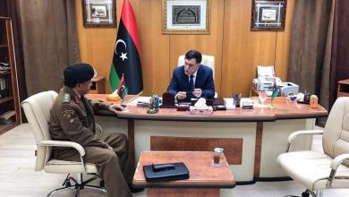 Photo of السراج يفتح ملف توحيد المؤسسة العسكرية