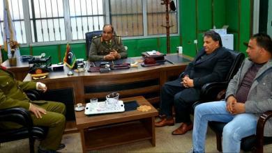 Photo of تأمين مستشفيات طبرق على طاولة بورقعة وعقوب