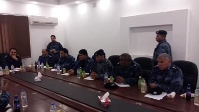 "Photo of ""الأمن المركزي"" يبحث خطة تأمين المدن والمناطق"