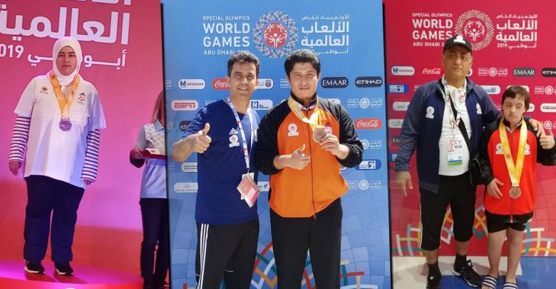 الأولمبياد الخاص - الإمارات العربية المتحدة