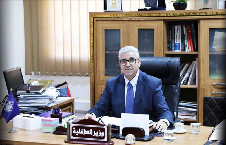 وزير الخارجية المفوض بحكومة الوفاق فتحي باشاغا