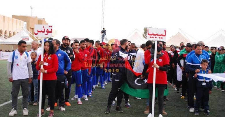 بطولة تطاوين التونسية الودية لكرة القدم المصغرة