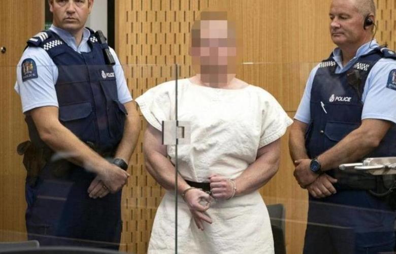 المتهم تارانت يمثل أمام المحكمة العليا في نيوزيلنداالمتهم تارانت يمثل أمام المحكمة العليا في نيوزيلنداالمتهم تارانت يمثل أمام المحكمة العليا في نيوزيلندا