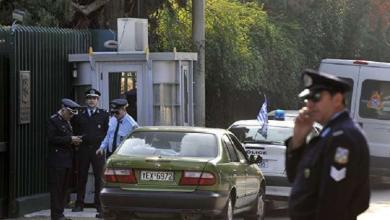 Photo of هجوم يستهدف قنصلية روسيا في أثينا