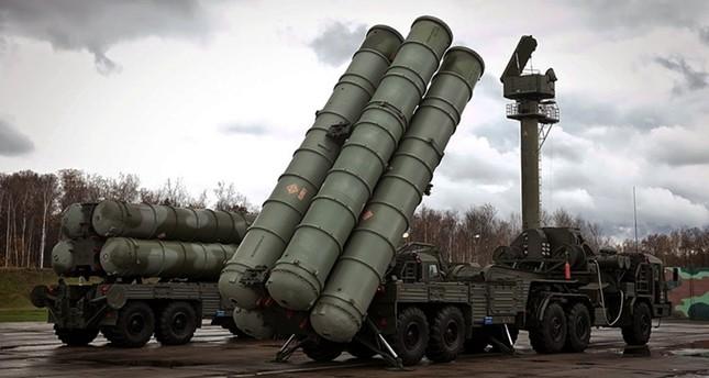 منظومة صواريخ (S-400)