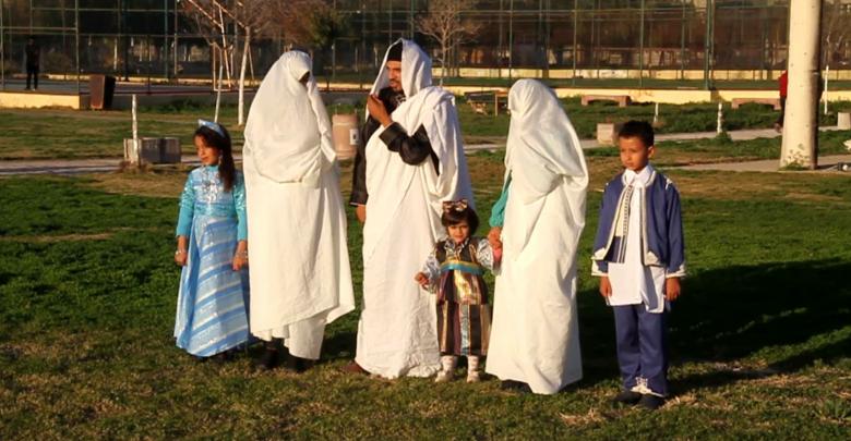 الهوية الليبية تعلن حربها في يومها الوطني- الصورة: مدينة سرت
