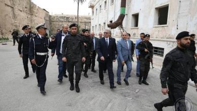 Photo of باشاغا يتابع صيانة مقرات داخلية الوفاق