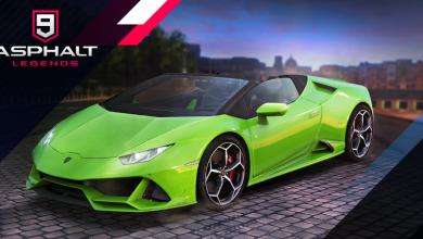"""Photo of تجربة سيارات جديدة في لعبة أسفلت 9 """"الأسطورة"""""""