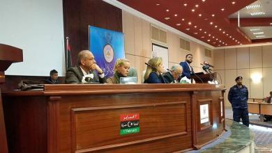 زيارة نائبة المبعوث الأممي إلى ليبيا ستيفاني وليامز الزاوية