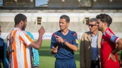 Photo of طاقم تحكيم ليبي لمواجهة تونس وجنوب السودان