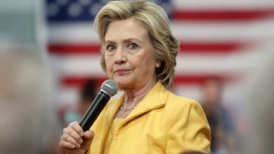وزيرة الخارجية السابقة هيلاري كلينتون