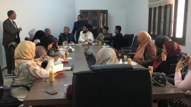 Photo of المنشية الجميل تحتضن اجتماعا بشأن الجامع