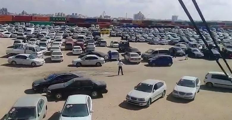 ميناء بنغازي - ارشيفية