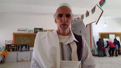 أحمد العزابي - خطاط من فرسطا