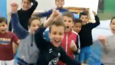 "Photo of أطفال ليبيا يُشْعِلون الأمل.. ""براءة وذهب"". شاهد"