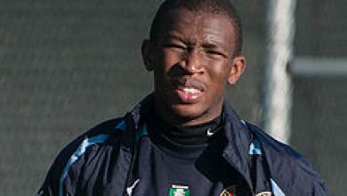 كاموليو موكوتوجو لاعب برينتفورد الإنجليزي