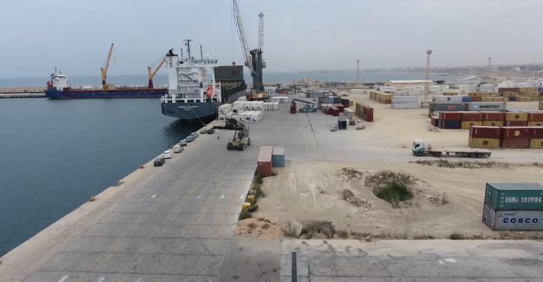 ميناء الخمس - ارشيفية