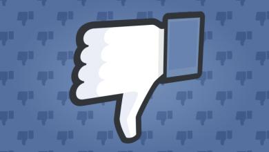 """صورة أسهم """"فيسبوك"""" تهبط بعد عملية نيوزلندا"""