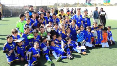 Photo of الازدهار بطلا لدوري كرة القدم المصغرة للبراعم