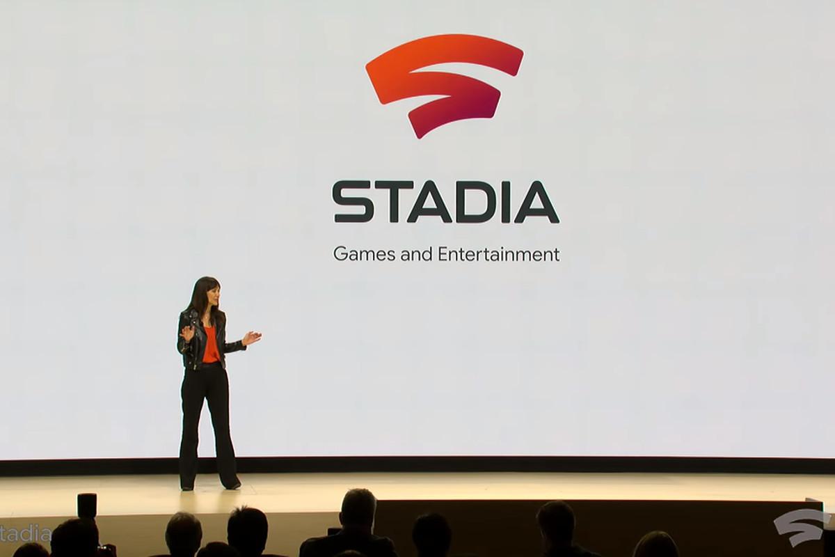 غوغل Stadia