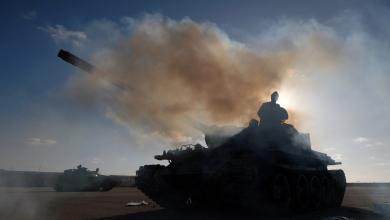 صورة أكثر من 200 قتيل جراء اشتباكات طرابلس