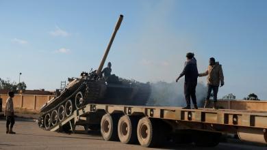صورة اللواء رحيل: المجموعات المسلحة تستخدم المدنيين كدروع