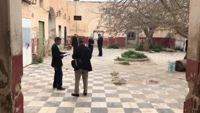 Photo of اعتماد مبانٍ ومواقع تاريخية في صبراتة