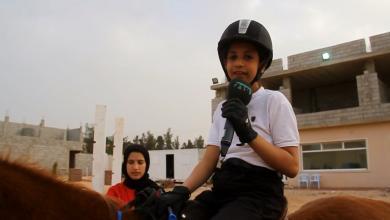 Photo of افتتاح مدرسة فروسية في بنغازي