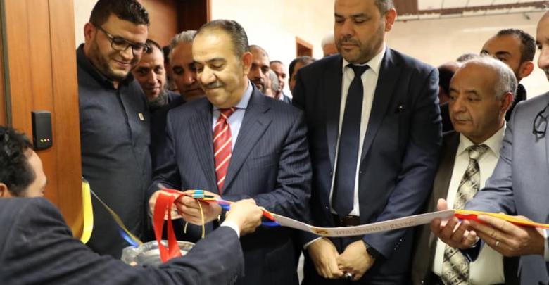 افتتاح وكالة مصرفية جديدة للمصرف مصرف الجمهورية