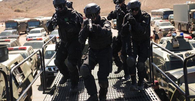الأمن السعودي