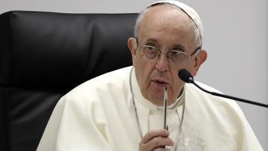 Photo of البابا ينتصر للمهاجرين.. وينادي بالعدالة والتنمية