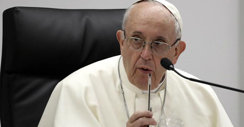البابا فرنسيس، بابا الفاتيكان