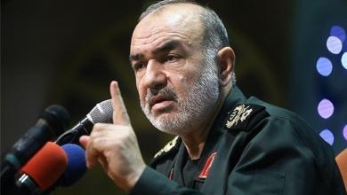 الجنرال حسين سلامي قائد الحرس الثوري