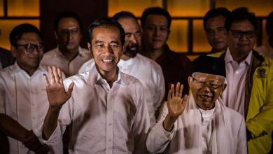صورة إندونيسيا.. ويدودو يستبق النتائج ويعلن فوزه