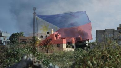 الفلبين - اشتباكات طرابلس