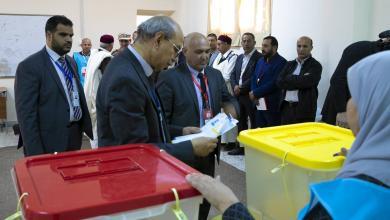 Photo of اللجنة المركزية تُعلن نتائج الانتخابات البلدية