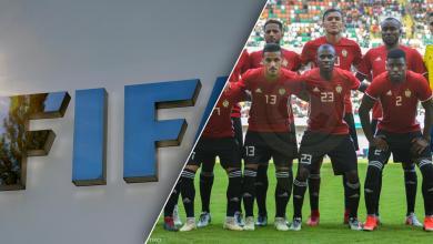 Photo of المنتخب الوطني يحافظ على مركزه بتصنيف الفيفا