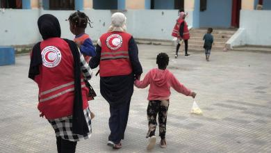 Photo of جهود كبيرة من الهلال الأحمر طرابلس