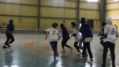 انطلاق بطولة بنغازي الاولى لكرة القدم للبنات - بنغازي